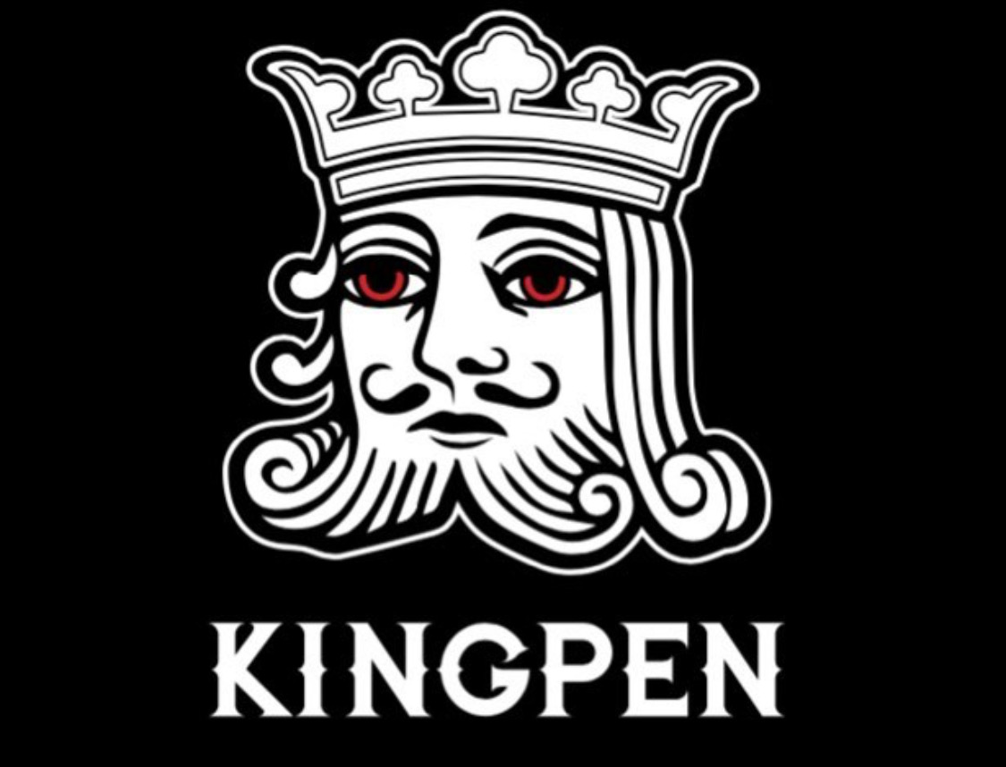Kingpen Full Gram Vape Cartridges